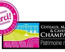 L'UNESCO dit OUI à la Champagne